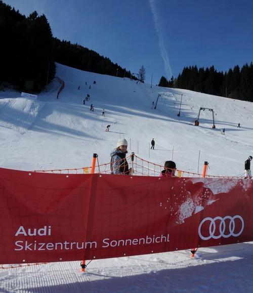 Audi Skizentrum Sonnenbichl